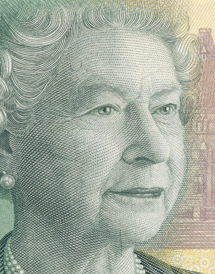 stara królowa elżbieta ii zdjęcie royalty free