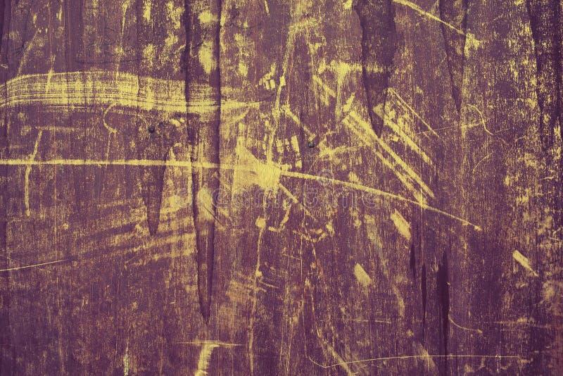 Stara kruszcowa tekstura z pustą przestrzenią dla projekta przyczepienia obraz royalty free