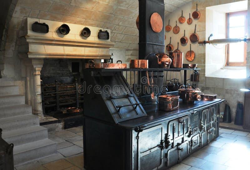 Stara kuchnia obraz stock