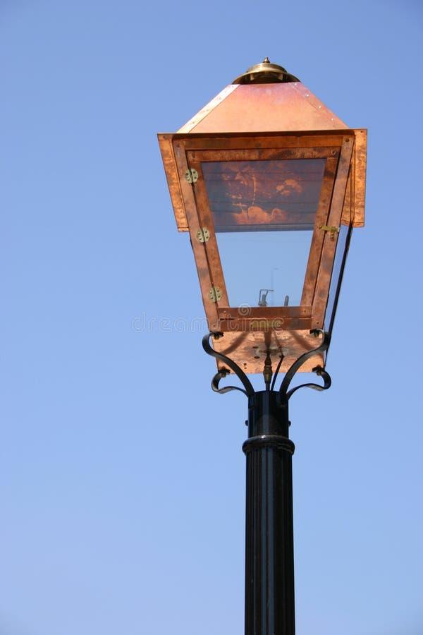 Stara lampa obrazy stock