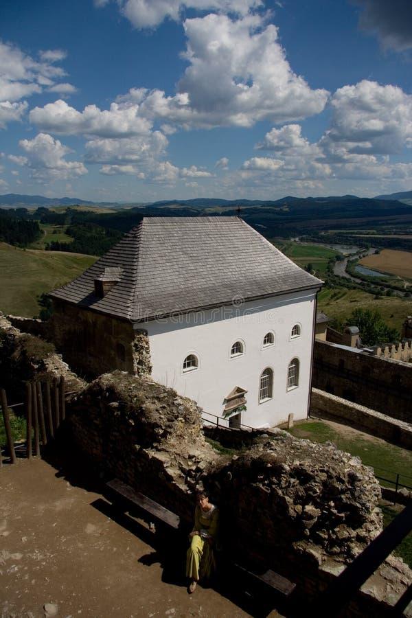 Download Stara Lubovna castle editorial image. Image of slovakia - 23279285