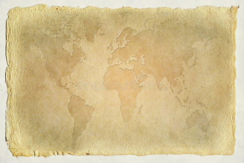 stara mapa świata obrazy royalty free