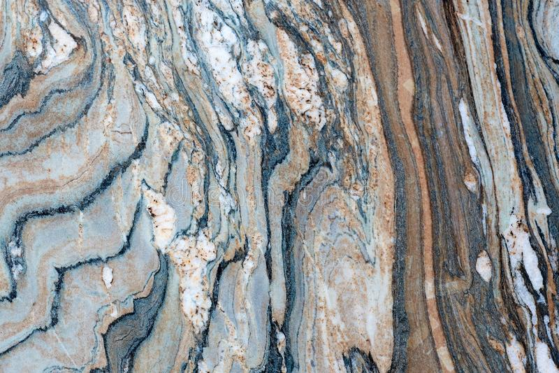 Stara marmurowa tekstura, Italia, Florencja, tło, tapeta zdjęcia royalty free