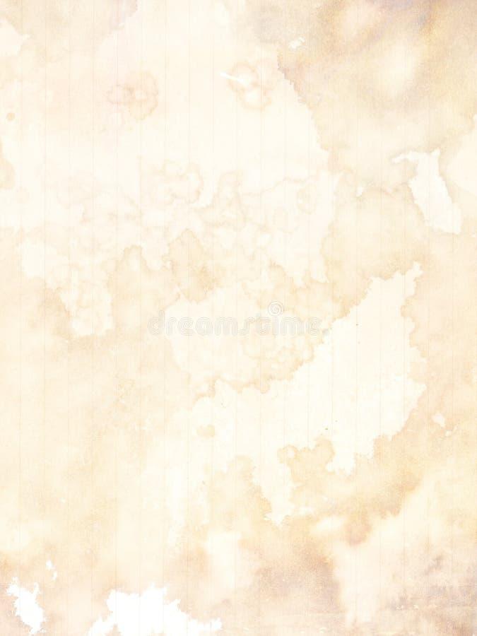 stara papierowa konsystencja zdjęcie stock