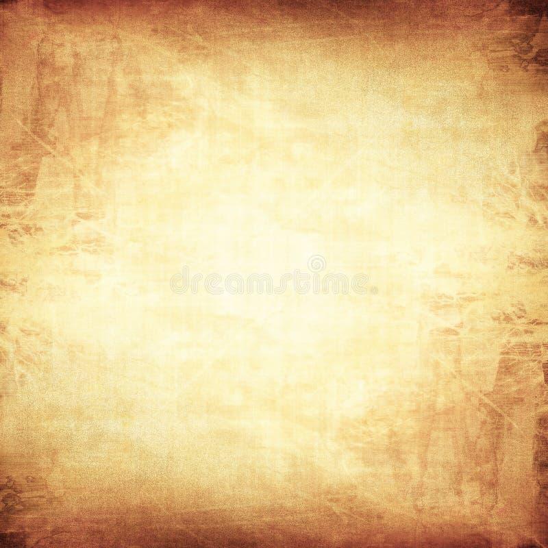 Stara papierowa tekstura royalty ilustracja