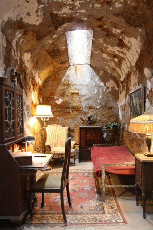Stara penitencjaria w Filadelfia, Pennsylwania zdjęcia stock