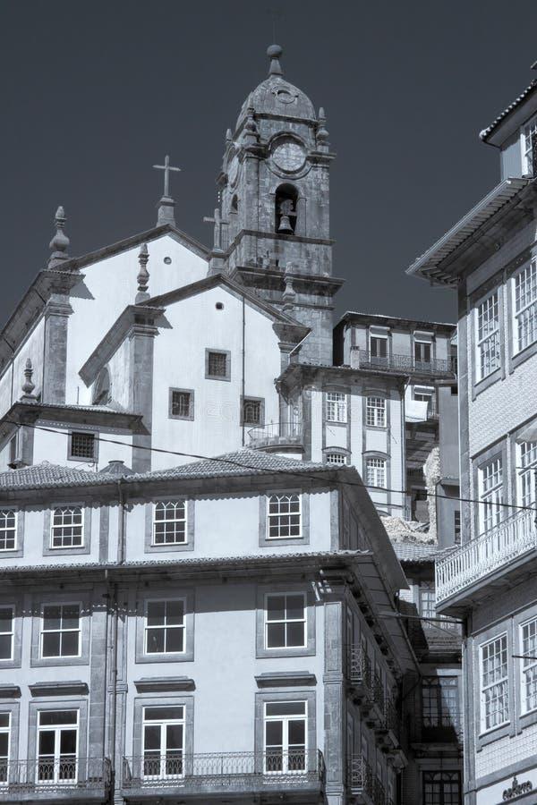 Stara Porto architektura zdjęcie stock