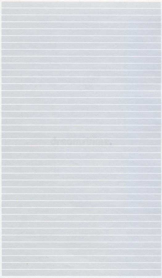 Stara prążkowana papierowa tekstura obrazy stock
