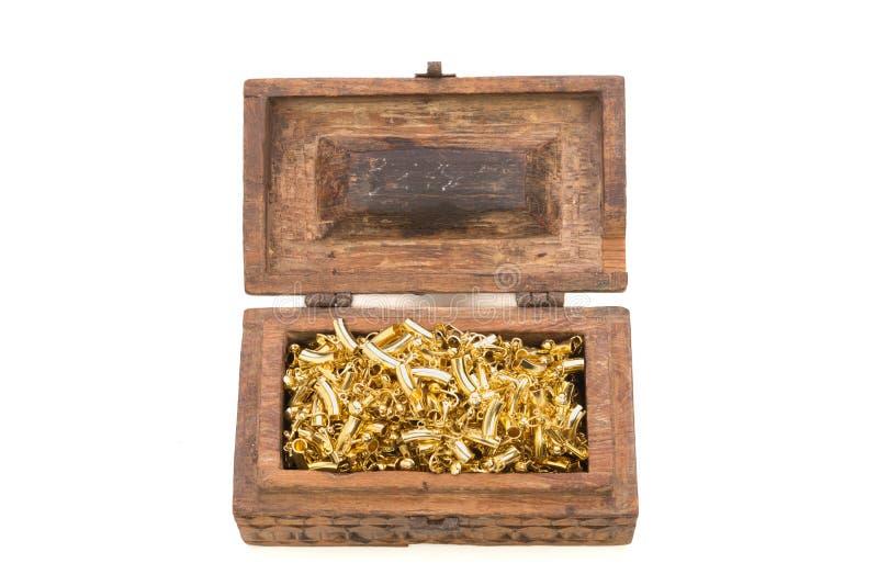 stara skrzynia skarb?w zdjęcie royalty free