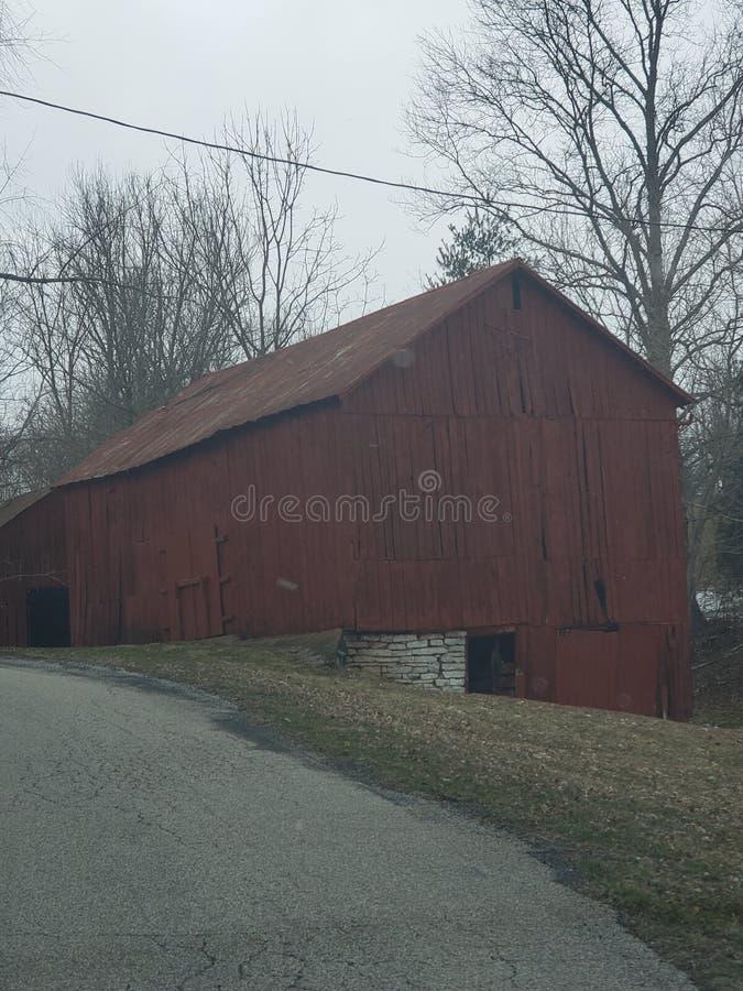 stara stodo?a zdjęcie royalty free