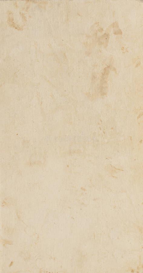Stara strony tekstura obrazy stock