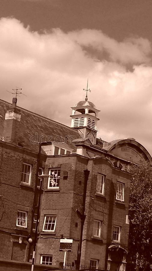 stara szkoła zdjęcie royalty free
