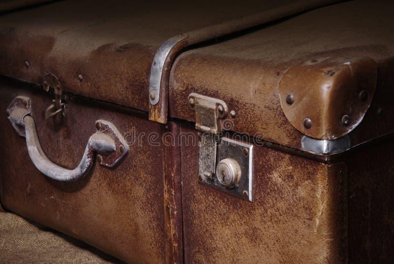 stara walizka obraz royalty free