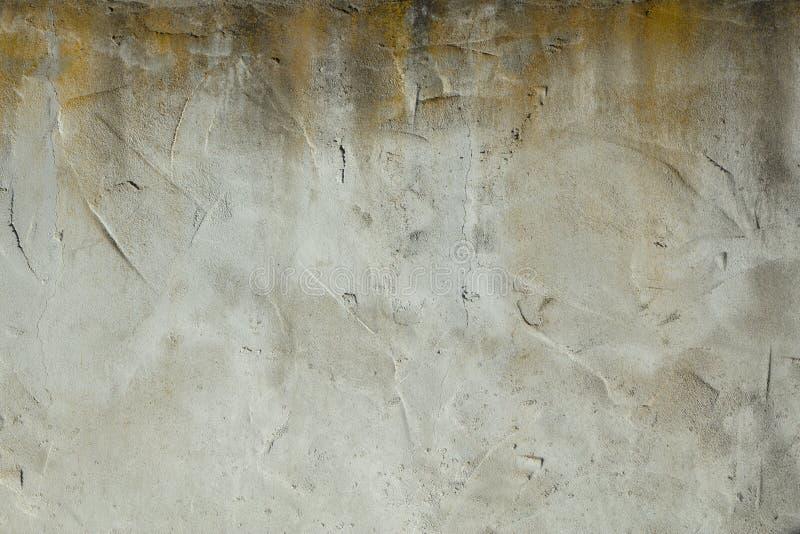Stara Wietrzejąca tynk ściana zdjęcia royalty free