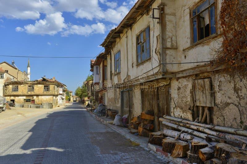 Stara wioska obrazy royalty free