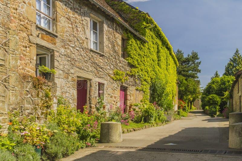 Stara wioska zdjęcia royalty free