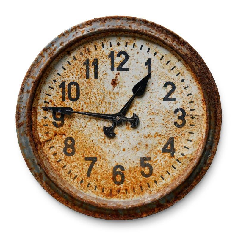 stara zegara do ściany zdjęcie stock