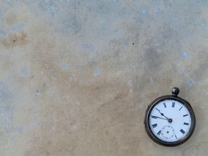 stara zegara księgi kieszeń zdjęcia stock