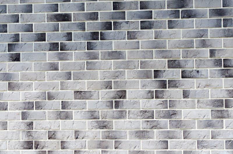 Staranna textured ściana cegły, tło zdjęcia royalty free