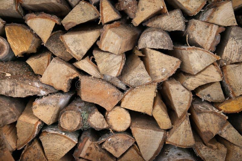 Starannie brogująca drewniana łupka Podsyca grabę Tło obrazy royalty free
