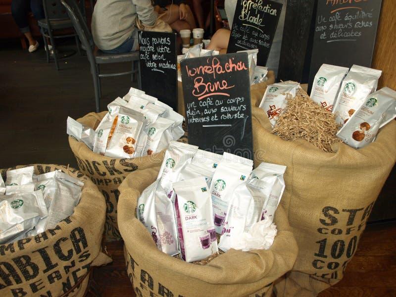 Starbucks стоковое изображение