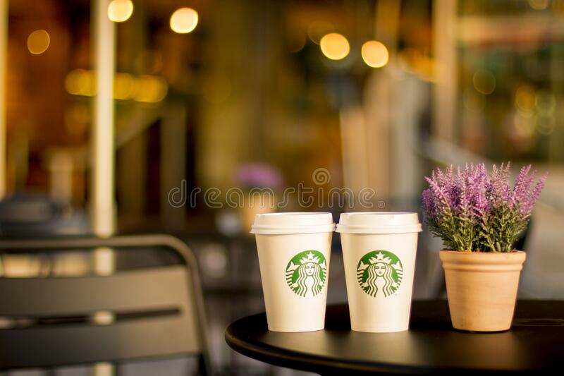 Starbucks Coffee Cups Free Public Domain Cc0 Image