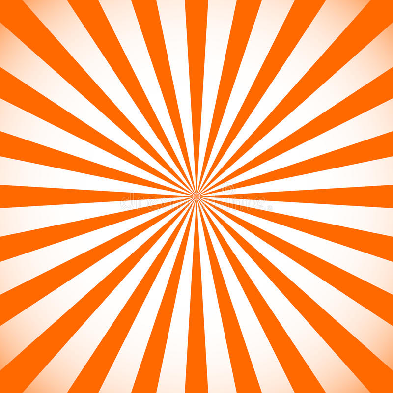 Starburst, υπόβαθρο ηλιοφάνειας Κυκλικό μονοχρωματικό σχέδιο με απεικόνιση αποθεμάτων