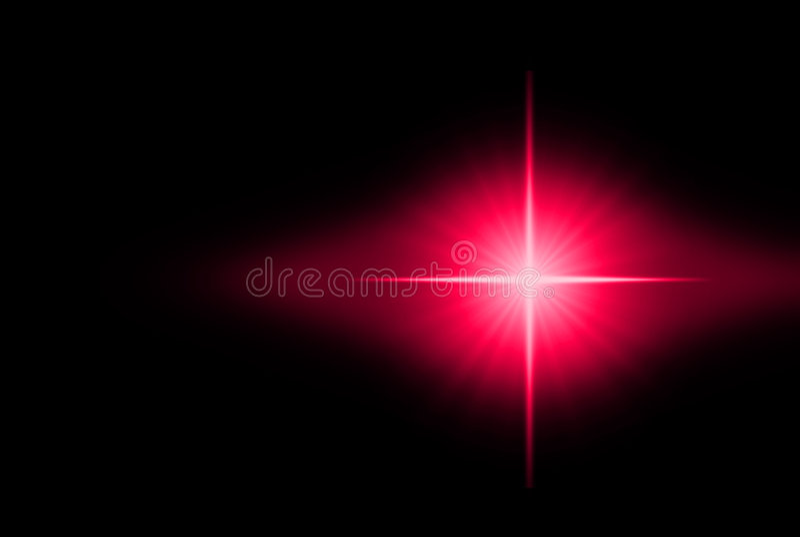 starburst космоса иллюстрация вектора