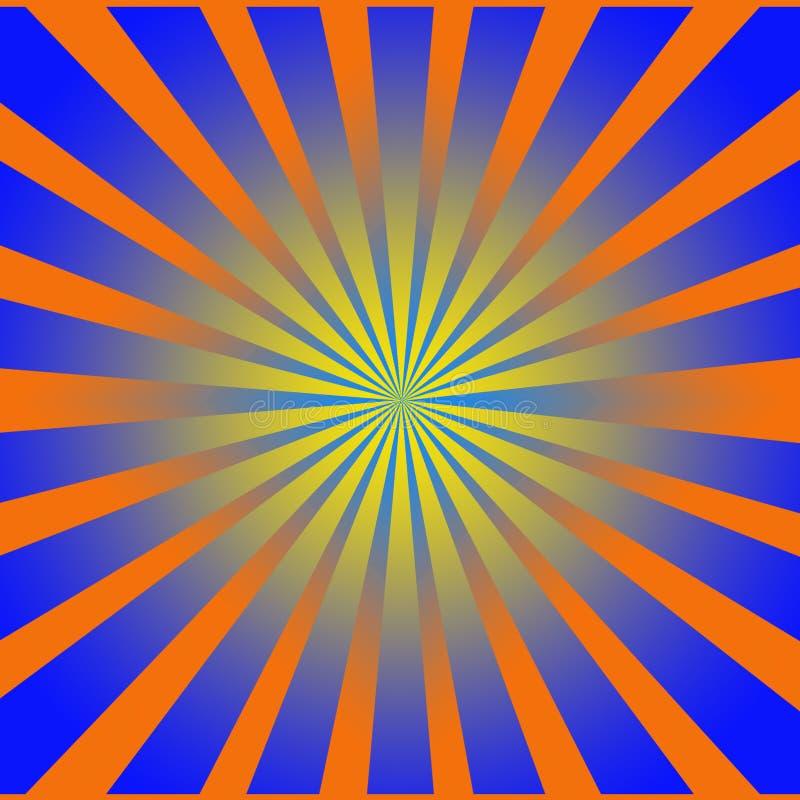 starburst ilustracji