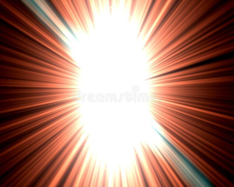 Starburst vektor abbildung