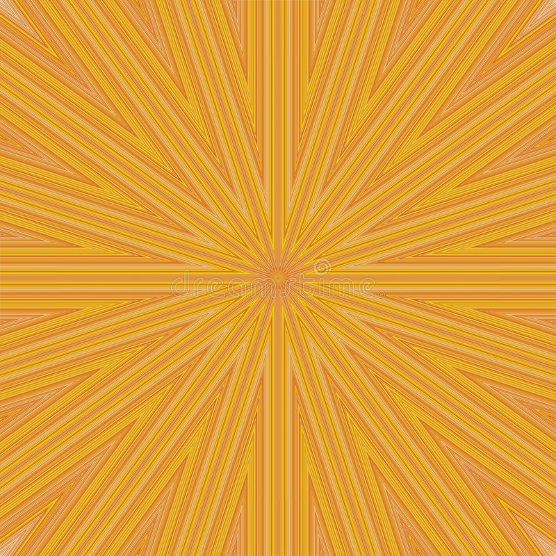 Starburst Heisser Draht Hintergrund Stock Abbildung - Illustration ...