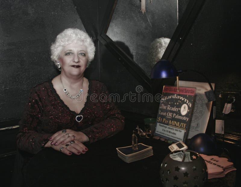 Stardawna the Reader royalty free stock photo