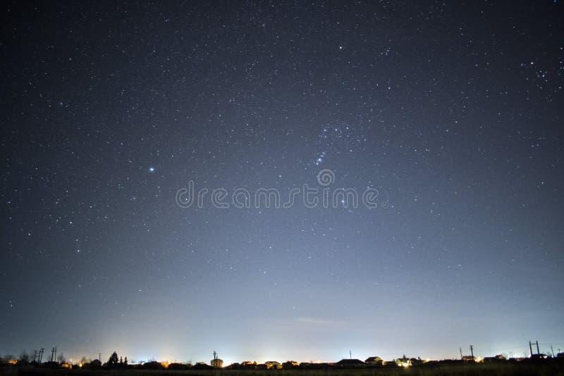 stardust royaltyfri foto