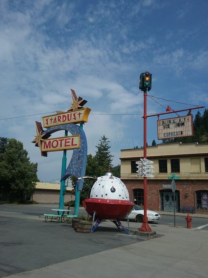 Stardusthotel stock fotografie