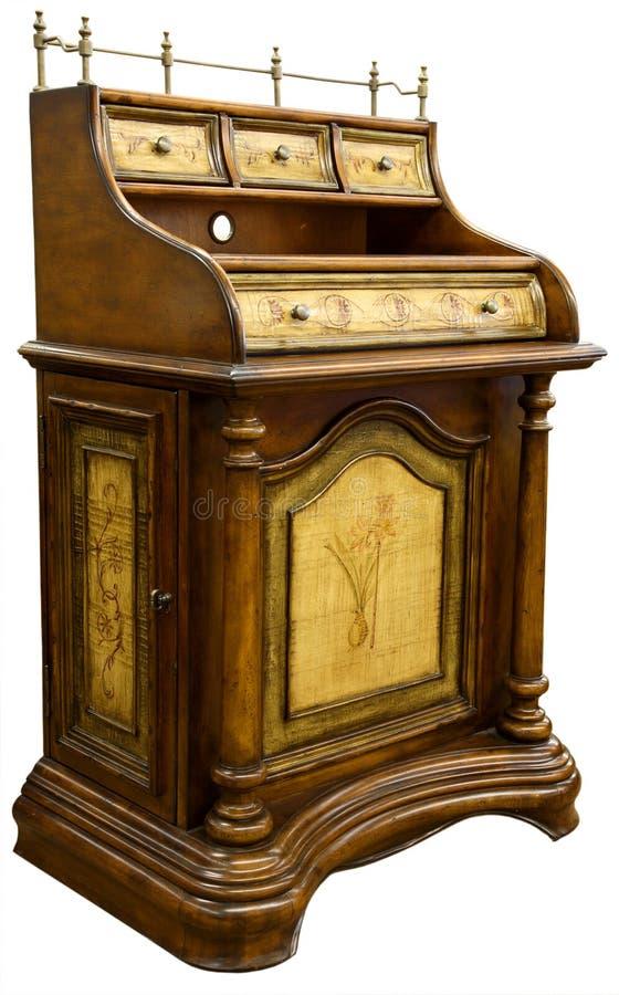 stare biurko zdjęcie royalty free