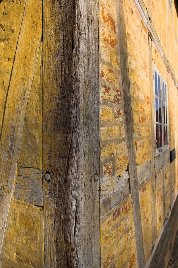 stare domy duńskie obrazy royalty free