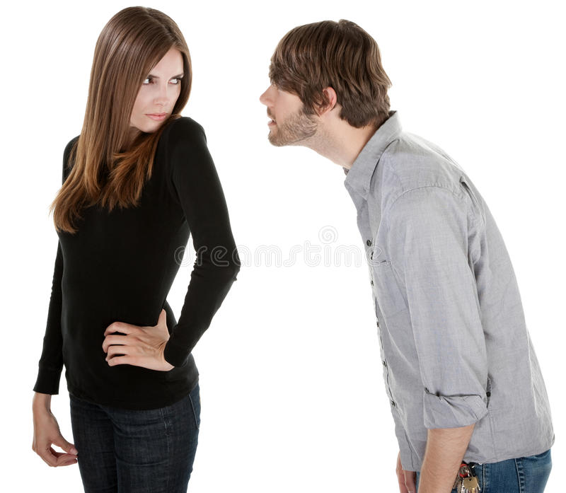 Download Stare Down stock photo. Image of gorgeous, beautiful - 18388154