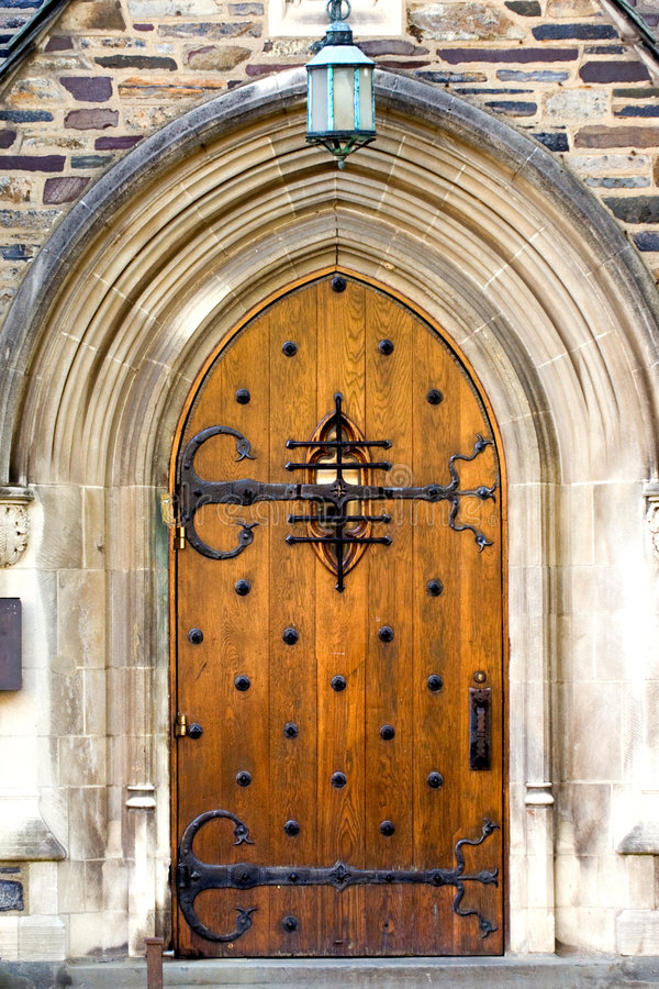 stare drzwi drewniane zdjęcie royalty free