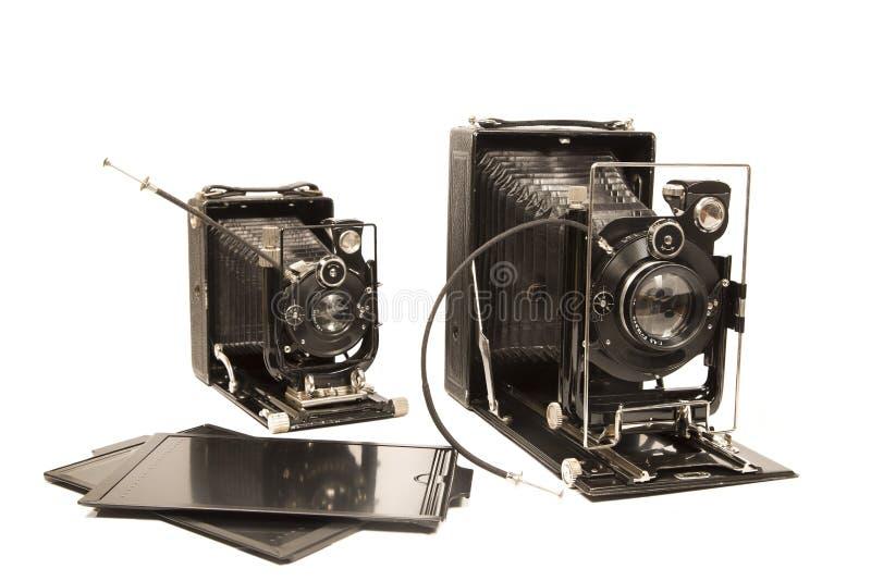 Stare kamery obraz stock