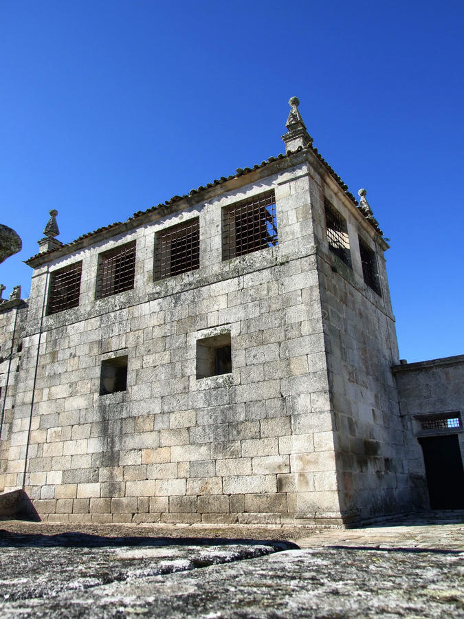 stare klasztor ruiny zdjęcia royalty free