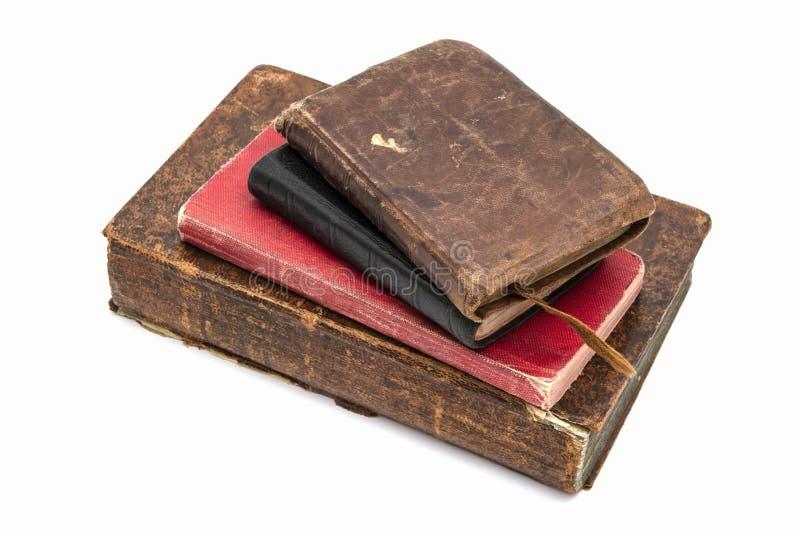 Stare książki zdjęcie royalty free