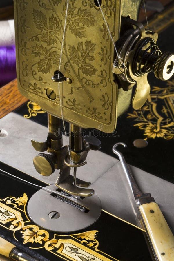 stare maszyny szycia obrazy royalty free