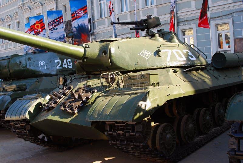 Download Stare Militarne Maszyny Pokazywać W Moskwa Centrum Miasta Zdjęcie Stock Editorial - Obraz złożonej z landmark, landmarks: 53781773