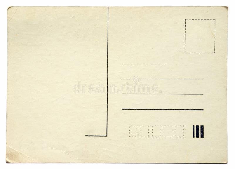 stare pocztówki. zdjęcie stock