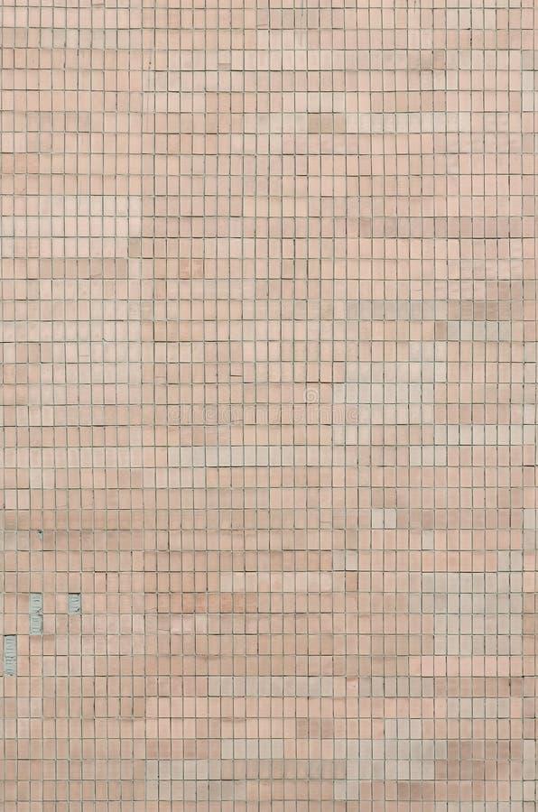 Stare Radzieckie beż ściany płytki Tekstura klasyczny zewnętrzny zdjęcie royalty free