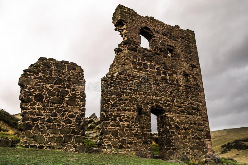 Stare ruiny. fotografia stock