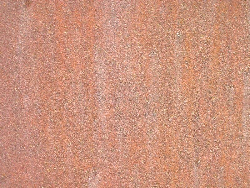 Starego grunge metalsheet ośniedziała tekstura obrazy stock
