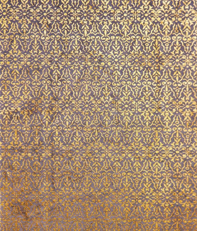 Starego grunge tekstur złociści tła Perfect tło z przestrzenią zdjęcie royalty free