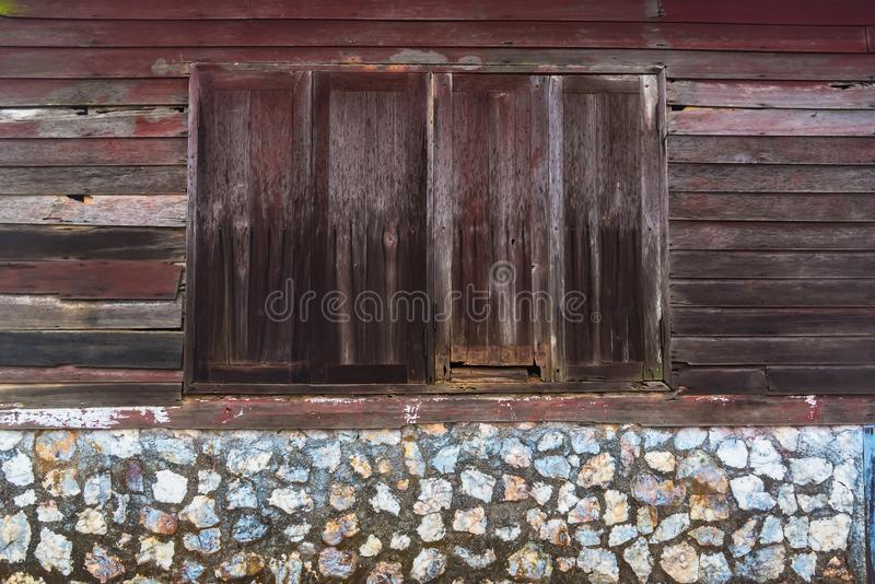 Starego rocznika grungy brązu tło drewniane tekstury: grunge drewniani tła dla wnętrza, projekt, dekorują i etc fotografia stock