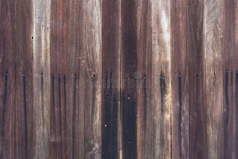 Starego rocznika grungy brązu tło drewniane tekstury: grunge drewniani tła dla wnętrza, projekt, dekorują i etc zdjęcie royalty free